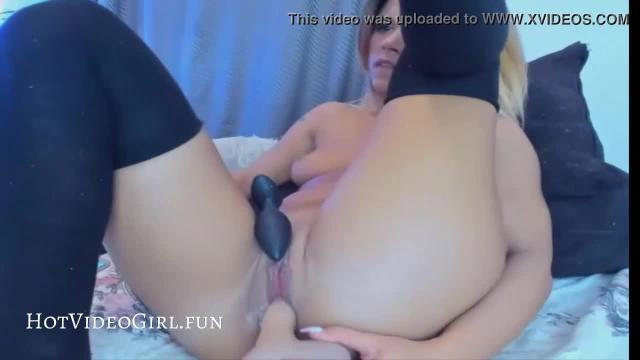 Hotvideogirl.fun hot young girl masturbating in the front of the camera on hotvideogirl.fun